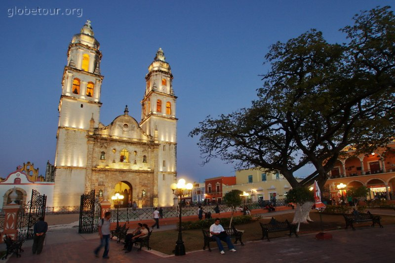 Mexic, Campeche